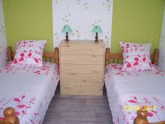 Chambre enfants 9.90m²