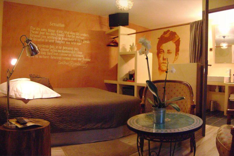 Cot chambres chambre d 39 h tes voie verte transardennes - Chambres d hotes charleville mezieres ...