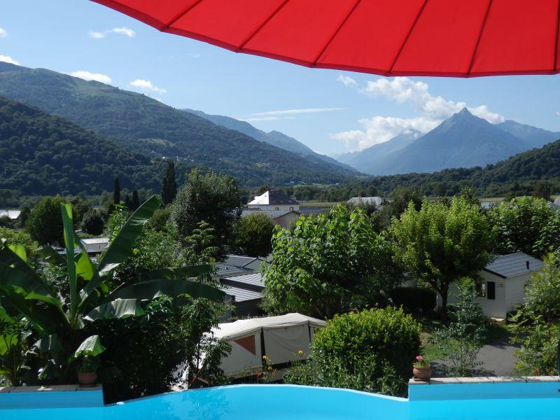 Chalet mobile home agos vidalos hautes pyr n es for Camping haute pyrenees avec piscine