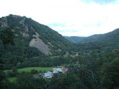 notre vallée et son rocher