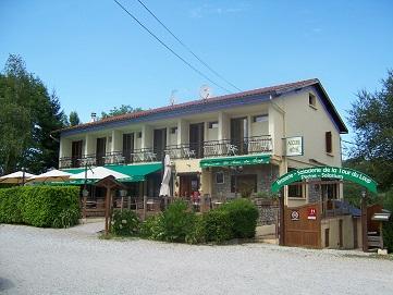 Vue hôtel