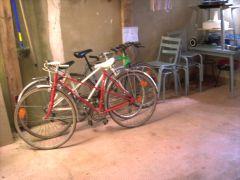 garage e tses vélos