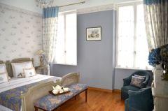 Grande chambre romantique en style ''Toile de Jouy''