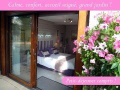 La chambre Jardin