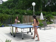 Table de Ping-pong DUNEA