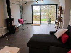 Salon avec vue sur La Loire