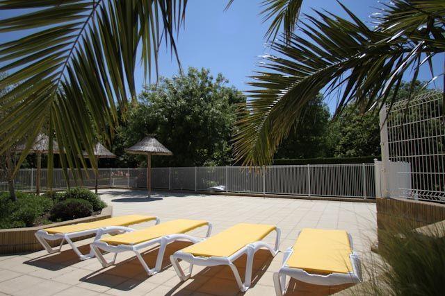 Plage piscine Camping Pornic la Tabardiere 44