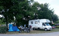 air camping car proche de Port Giraud 44