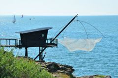 Location de pêcherie  Camping Pornic la Tabardiere 44