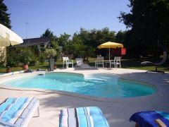 gîte rural maison ancienne de 120 m² avec piscine labellisée 3 clés clévacances