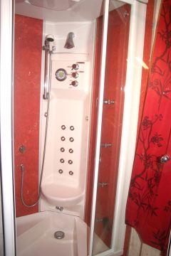Votre douche hydromassante.