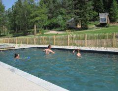 la baignade naturelle