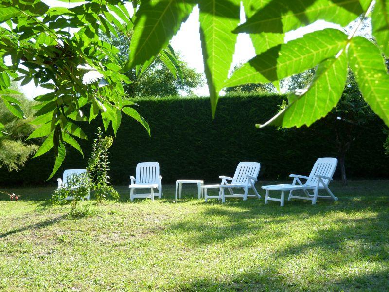 jardin côté sud