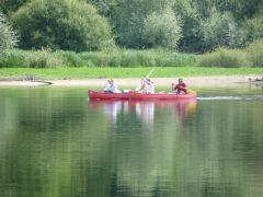 ou en kayak