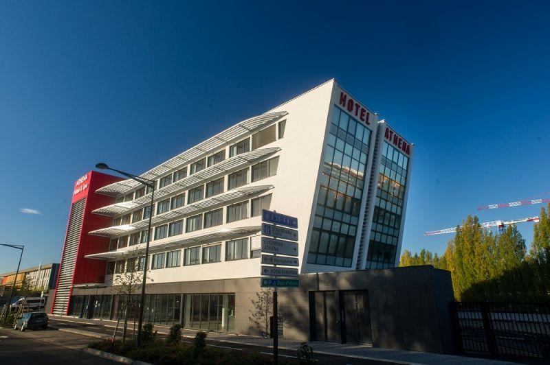 Extérieur Hôtel Athena Spa