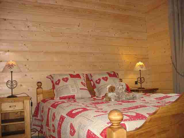Magnifique chalet de montagne avec sauna, ambiance cocooning ...