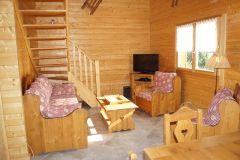 Magnifique chalet de montagne avec sauna, ambiance cocooning, proximité voie verte et lacs