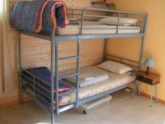 chambre avec lits 90x200