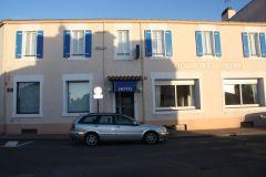 Hôtel de la côte sauvage 2** NN aux Sables d'Olonne