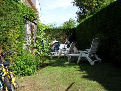 Jardin privé, sans vis à vis