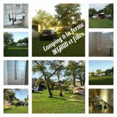Notre camping à la ferme