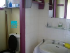 lavabo et WC