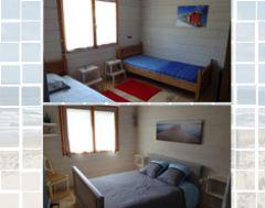 chambres 1 et 2 Uhaïna