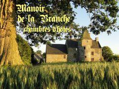 MANOIR DE LA BRANCHE A PROXIMITE DU MT ST MICHEL