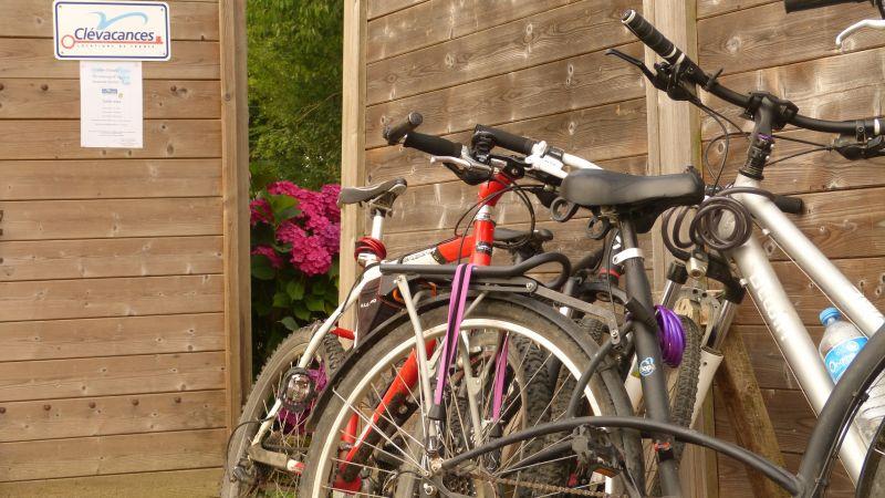 pause vélos