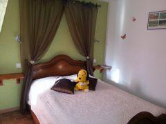 chambre 1 lit 2 p