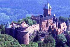 Château du Ht Koenigsbourg