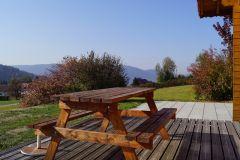 Terrasse bois extérieur