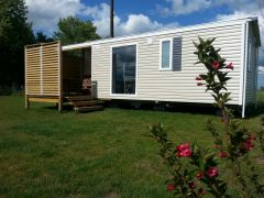Mobil Home 4/6 personnes neuf