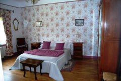 Chambre florale