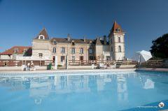 Chateau de Lastours, un acceuil chaleureux