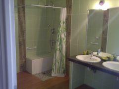 salle de douche avec wc Jade