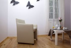 Salon de la suite Zen