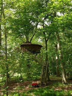 La Cabane de l'Ecureil