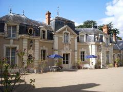 Château de Colliers Accueil