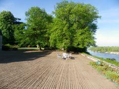 Terrasse sur la Loire