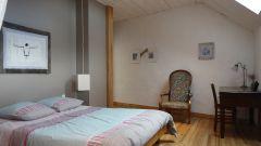 Chambre avec lit 160 ...