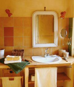 Salle de bain de l'amalfitana