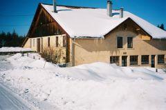 Les Vuillaumiers en hiver
