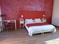 La chambre Vanille Fraise