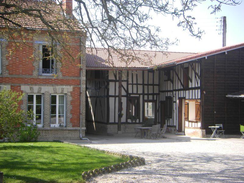 la maison en pans de bois