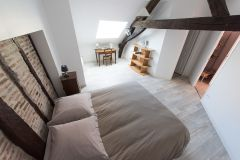 Chambre Moutarde