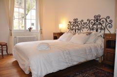 chambre à coucher côté château