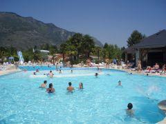 piscines extérieures sunelia les 3 vallées