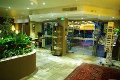 Hall entrée Hotel Bahia, Villeneuve loubet plage