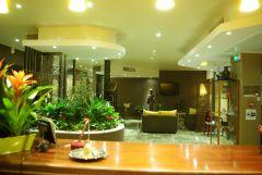 Réception Hotel Bahia, Villeneuve loubet plage